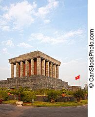 Ho Chi Minh Mausoleum