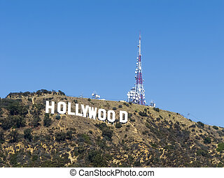 Hollywood Sign - The Hollywood Sign (formerly the...