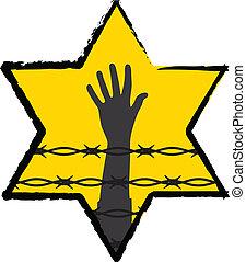 Holocaust - The Holocaust symbol
