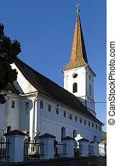 The Holy Trinity Church, Sibiel