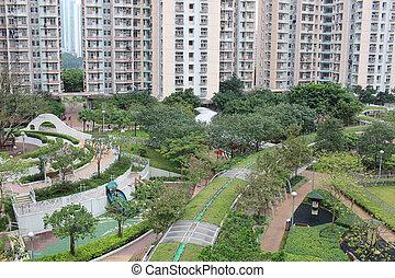 the Hong Kong Public Housing