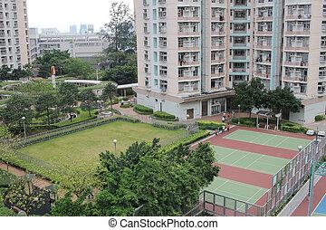 the Hong Kong Public Housing - Hong Kong Public Housing at...