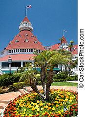Hotel del Coronado - The Hotel del Coronado is a beachfront...