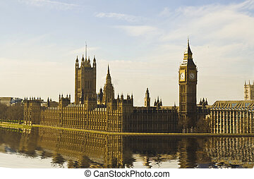 The House of Parliament & Big Ben