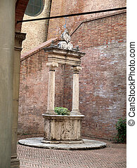The house of Saint Catherine in Siena