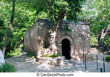 House of the Virgin Mary - The House of the Virgin Mary...