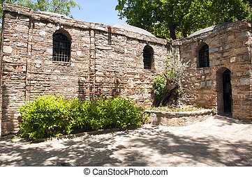 The House of the Virgin Mary. - The House of the Virgin Mary...