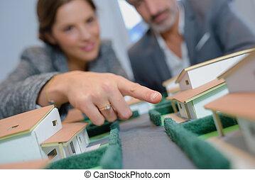 the housing design