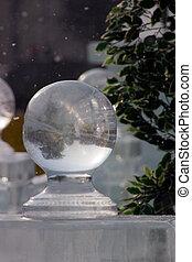 The ice sphere