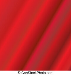 Illustration of an abstract red background