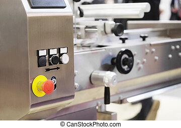 food packing industry equipment