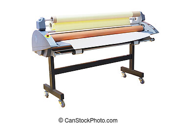 professional printing machine - The image of a professional ...