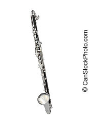 saxophone - the image of a saxophone
