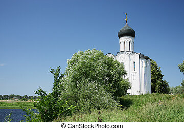 ancient russian church