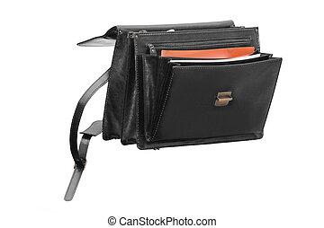briefcase - The image of briefcase under white background