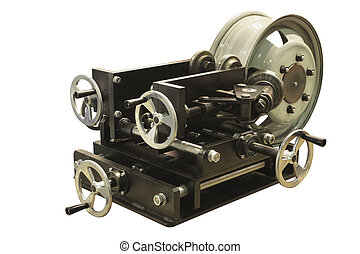 device for editing of wheels