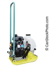road repair machine - The image of road repair machine under...