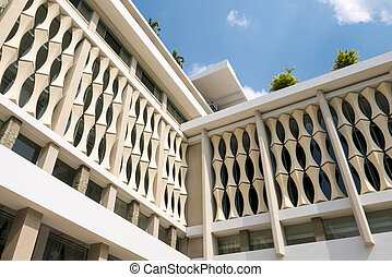 The Independence Palace in Ho Chi Minh City, Vietnam