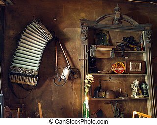 The interior apartments of the thirties of the twentieth ...