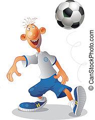 football - The international tournament on football.