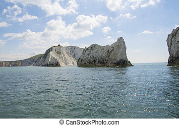 the isle of wight needles