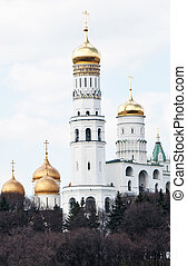 The Ivan the Great Bell Tower