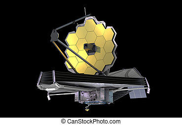 James Illustrations and Stock Art. 691 James illustration ... |James Webb Telescope Drawing