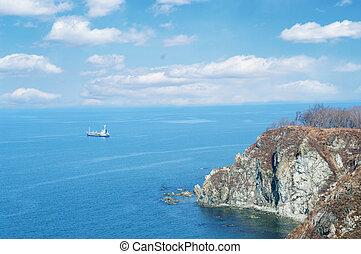 The Japanese sea