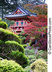 Japanese Tea Garden - The Japanese Tea Garden in the Golden ...