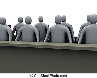 the jury #2