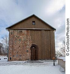 The Kalozha church in Grodno