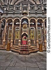 The Katholikon of the Holy Sepulchre