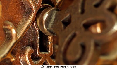 The Key is Removed from the Keyhole