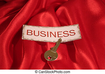 The key to business