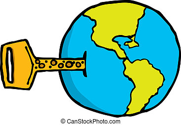 The key to this world