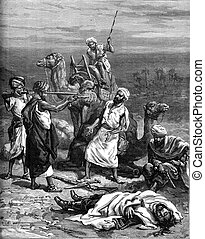 The killing of Mr. Charles Huder. Move and we will kill you...