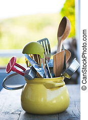 the Kitchen Tools