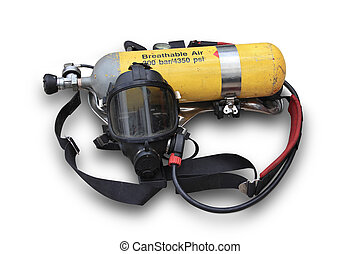 kits oxygen - The kits oxygen masks and oxygen cylinder...