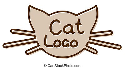 The kitten logo.