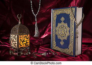 Koran - The Koran is the bible for Muslims