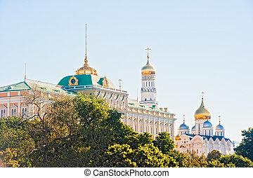 Kremlin Palace and Cathedrals