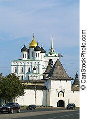The Krom in Pskov, Russia