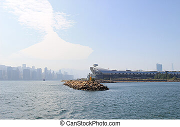 the Kwun Tong Typhoon Shelter, hk - the Kwun Tong Typhoon...