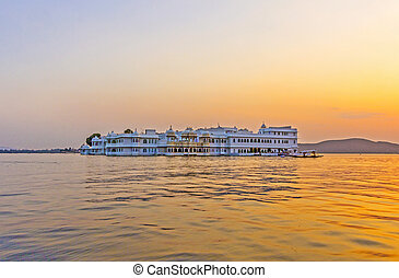 The Lake Palace, Udaipur Rajasthan - The Lake Palace,...