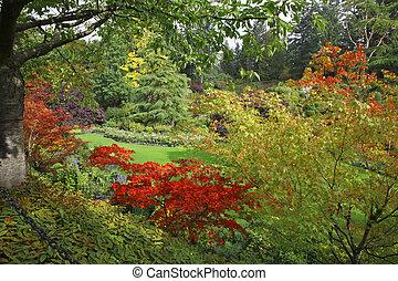 The landscape gardening art - Masterpiece of landscape ...