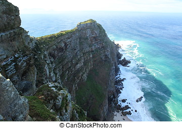 The Landscape of Cape of Good Hope