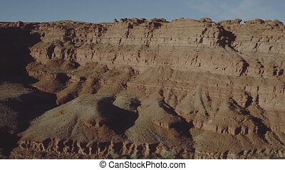 The landscape of the copper canyon, chihuahua, Mexico. View...