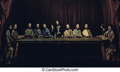 The Last Supper - The last supper digital art technique ...