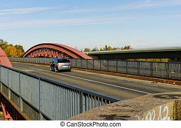 Levensauer High Bridge