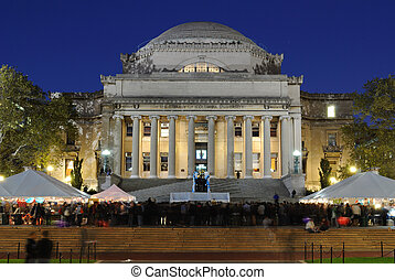 The Library of Columbia University - The Library of Columbia...